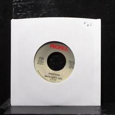 "Boys Don't Cry - Josephine / Lipstick 7"" Mint- Vinyl 45 PRO-5118 USA 1986"