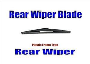 Rear Wiper Blade Back Windscreen Wiper For Citroen C4 2004-2011