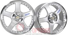 SET OF 4 Advanti Concerto II 17x7 5-110 Rims - Holden Vectra & TS Astra 5 Stud