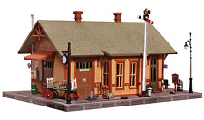 Woodland Scenics Woodland Station HO scale building kit # PF5187 NEW IN BOX