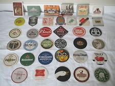 32 Craft Beer Coasters Huge Lot Of Brand New Beer Brew Pub Brewery Coasters