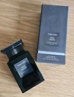 Tom Ford Oud Wood Eau De Parfum 3.4 Oz 100 Ml Spray Unisex New In Box