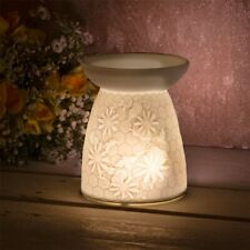 Wax Melt Oil Burner Ceramic Tealight Holder Diffuser Ornament Aromatherapy Gift