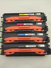 CLT-504S Compatible Toner Cartridge for Samsung CLP415 CLX4195 SL-C1860 - 4PK