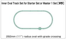 Kato K20-864 Unitrack (V5) Inner Oval Track Set N Gauge