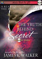 The Truth Behind the Secret / 4 CD set / James K. Walker / Audio Book Unabridged