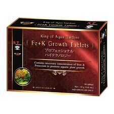 ST International Fe+K GROWTH TABLETS Iron and Potassium for Aquatic Plant Growth