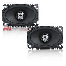 "HERTZ DCX 460.3 Car Audio 4""x6"" 2-Way Dieci Coaxial Speakers80W DCX460.3 New"