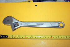 "UNUSED DRAPER 10 "" INCH ( 250 mm ) ADJUSTABLE SPANNER WRENCH EXCELLENT TOOL"