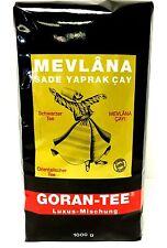 3 x 1 Kg Mevlana Tee - Goran Tee Luxusmischung - Lüks Siyah Yaprak Cay