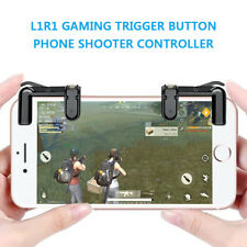 L1R1 Pubg Móvil Phone Shooter Controlador de Juego fire gatillo Apple Android