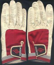 New listing Ektelon Nemesis Leather Padded Handball Gloves - XL but fit like Large - NEW
