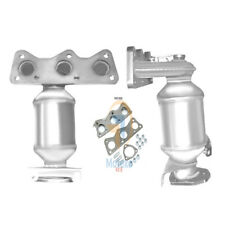 BM91302H Exhaust Approved Petrol Catalytic Converter +Fitting Kit +2yr Warranty