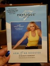 Physique 57 Exercise Video set of two Dvds Full Body and Arm &Ab booster