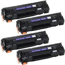 4PK Toner for HP85A CE285A P1102W P1102 M1212NF M1217NFW P1120 M1210 M1132 P1100