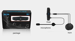 Bluetooth Intercom Motorcycle Helmet SCS S7 Phone GPS Music Stereo