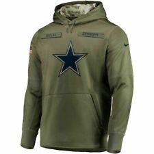 Agarrar derrota representación  Las mejores ofertas en Sudaderas Nike Dallas Cowboys NFL | eBay