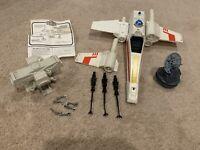 1978 Vintage Kenner Star Wars X-Wing Fighter & Vehicle maintenance energizer