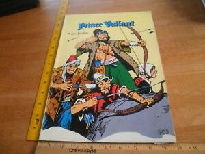 Prince Valiant Hal Foster oversized 1955 Sunday Pages TPB 1979 Pacific Comics Cl