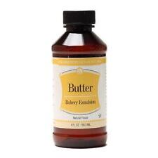LorAnn 0752-0800 Natural Butter Emulsion - 4 ounce