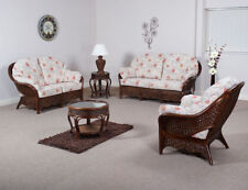 Cane Furniture Suites with Armchair