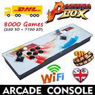 UK 2021 New 8000 4263 4500 Games Pandora's Box Video 3D Games HD Arcade Consoles