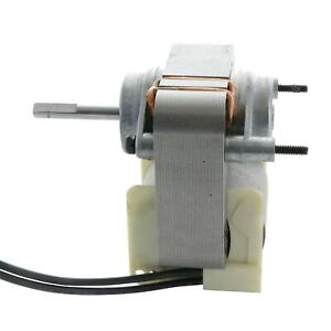 99080166 Broan Replacement Vent Fan Motor 1.4 amps, 3000 RPM, 120 volts - NEW