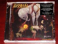 Fleshgod Apocalypse: Veleno CD 2019 Nuclear Blast Records USA NB 4974-2 NEW
