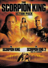 THE SCORPION KING / THE SCORPION KING 2: RISE OF A WARRIOR (ACTION-PACK) (DVD)