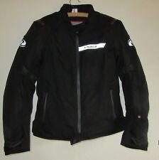 Neuwertige Damen Motorrad Jacke Held Louis Protektoren Goretex schwarz Gr. 38