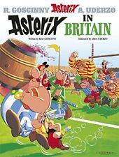Asterix in Britain: Album 8 by Uderzo, Albert Paperback Book The Cheap Fast Free