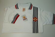 man utd brand new retro revival football shirt official merchandise size small