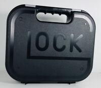 Glock Original Pistol Case Non-Lockable Hard Polymer with Foam Inserts (1) Count