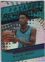 2017-18 Panini Revolution Basketball Rookie Revolution RC #6 Malik Monk Hornets