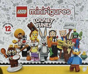 LEGO 71030 Minifiguras Looney Tunes - Series Colección  NUEVO CHOOSE MINIFIG