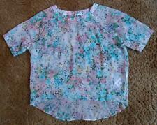 Forever New Short Sleeve Floral Tops for Women