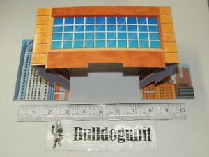 Second Floor Facade Part N Only Spider-man Daily Bugle Playset 1994 Toy Biz