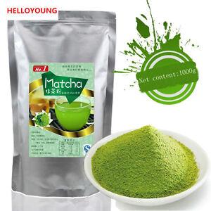 1000g Organic Matcha Tea Green Tea Powder Slimming Tea Weight Loss Healthy Drink