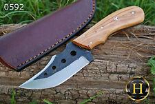 Custom Handmade Bushcraft Knife Skinner Knife Survival Knife Camping Knife EDC