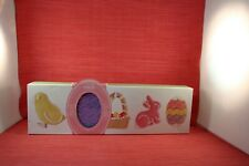 William-Sonoma Kids NIB Easter Cookie Cutters rabbit, chick, egg, basket
