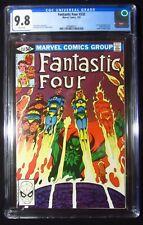 Fantastic Four #232 CGC 9.8..1st full John Byrne issue & 1st Elementals of Doom