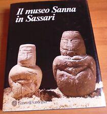 SARDEGNA - IL MUSEO SANNA IN SASSARI - 1986 BANCO DI SARDEGNA SASSARI  - 10/17
