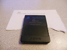 FMCB Official / Genuine Sony PlayStation 2 Memory Card with Free Mcboot 1.953