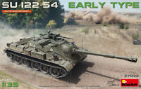MiniArt 37035 SU-122-54 EARLY TYPE 1/35 NEW Model kit