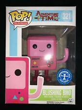 Funko POP Blushing BMO Adventure Time Exclusive Underground Toys