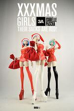 "ThreeA XXMAS GIRLS LIZ 13"" Figure 1/6 Scale 3A World of Isobelle Pascha 3AA"