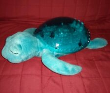 Cloud B TRANQUIL TURTLE 18in Sound Machine Music Wave Soft Light 25/45 Timer