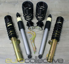 EuroCollective Coilovers - Volkswagen MK4 Jetta WAGON - 2000 to 2005