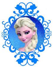 Disney Frozen Elsa Iron On Transfer Patch Craft Embellishment T-Shirt