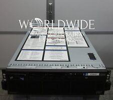 IBM 8863-1RU xSeries Server X366 3U, 3.16GHz, 10GB Memory, 220GB 10K SAS Disks